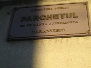 Arestarea celor trei autori ai jafului de la nunta din Caransebes AUDIERI LA PARCHET (1)