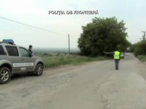politie frontiera control auto