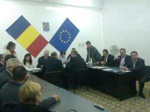 depunere candidaturi USL parlamentare 2012