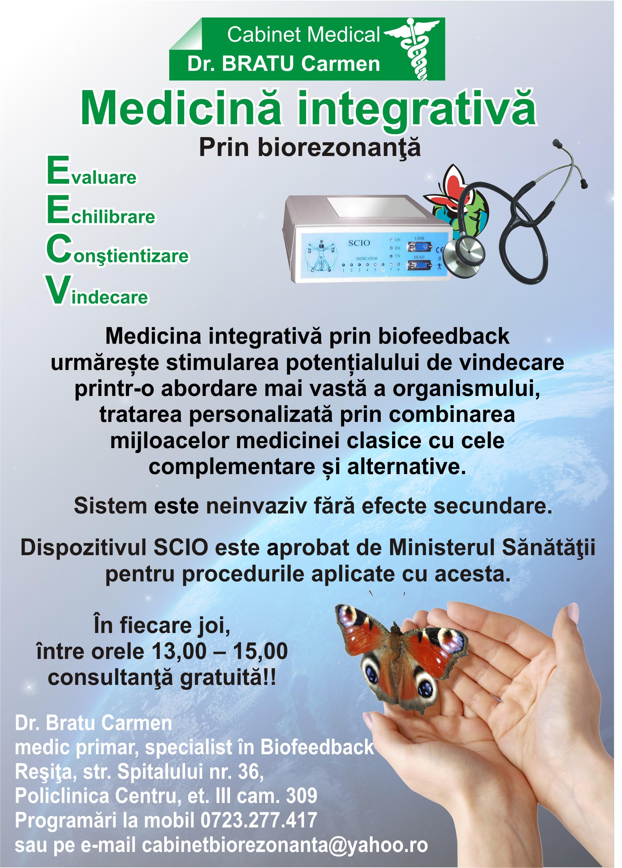 dr Carmen Bratu
