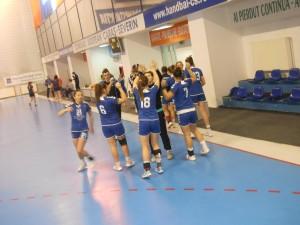 Universitatea Resita - CS Timisoara 36-31