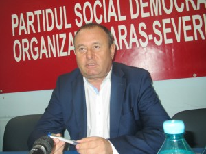 Ion Mocioalca PSD Caras Severin