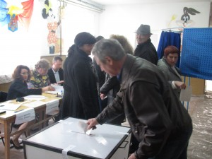 alegeri,vot,scrutin,sectie,votare,resita