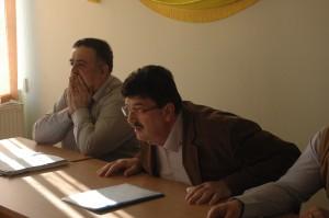 Sedinta CL Moldova Noua 2015-03-03 013 matei lupu ciovela secretar