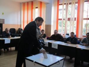 sorin frunzaverde vot Alegeri prezidentiale turul 2014 2014-11-02 046