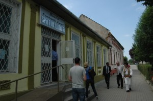 Consulul Onorific al Republicii Moldova la Timisoara in vizita la Bocsa si la Muzeul Lucaci (4)