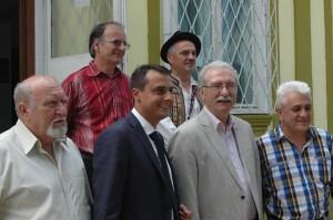Consulul Onorific al Republicii Moldova la Timisoara in vizita la Bocsa si la Muzeul Lucaci (9)