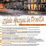 Zilele Muzicii Oravita