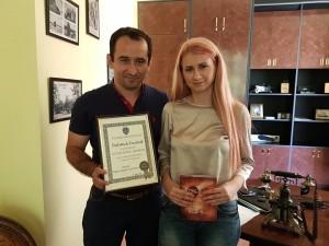 Bianca Istudor cea mai mare nota BAC 2016