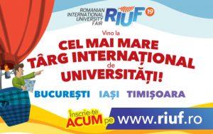 RIUF Timisoara 2016