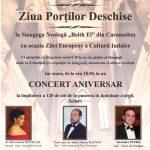 Ziua portilor deschise la Sinagoga