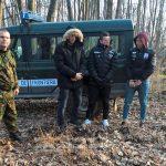 Trei cetăţeni din Tunisia depistaţi la frontieră cu Serbia, în timp ce încercau să intre ilegal în ţară