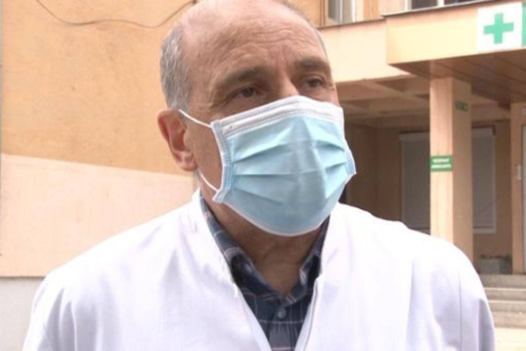 doctor virgil musta coronavirus timisoara